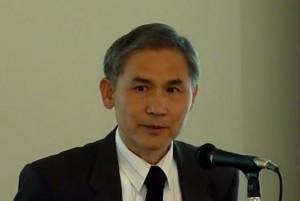 台北駐日経済文化代表處経済組の張 厚純組長