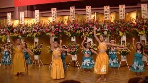 小朋友夏威夷舞表演