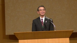 神奈川縣產業勞働局長 藤卷均歡迎台灣企業來訪