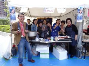 欣華會會員歡喜參與華人盛會