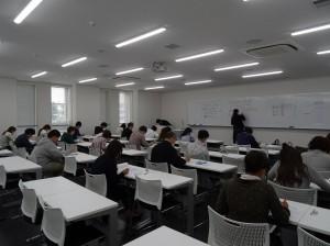 華語文能力測驗考場