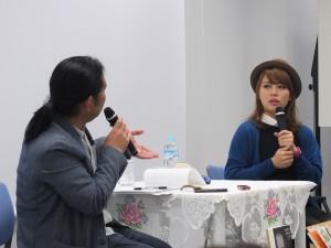 台湾女性イラストレーター・彎彎(ワンワン)さんが日本で初めてトークショー!