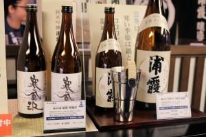 位在鹽釜市的浦霞造酒廠,有著超過290年以上的歷史,走訪造酒廠除了有機會試飲品酒,也可以參觀造酒廠,了解日本酒釀造的過程