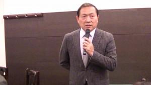 校長馮彥國期望為來新校舍給學校帶來新風貌