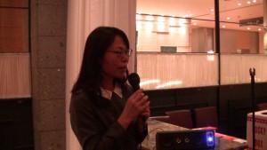台北駐日經濟文化代表處僑務部課長 宋惠芸肯定學校辦學