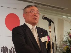 東京都宅地建物取引業協会千代田中央支部の玉井大八郎支部長
