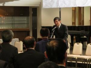 駐那霸辦事處處長蘇啟誠出席表示樂見台灣與沖繩企業合作創造雙贏局面