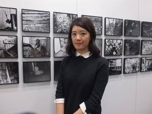 台湾人若手女性写真家・林佳文さん