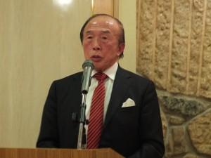 日本国際客家文化協会の岡村央棟会長