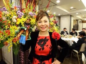第23屆世總總會長候選人 謝美香