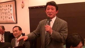 橫濱華僑總會 羅鴻健會長肯定學校中文教育