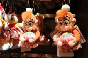 因應猴年,迪士尼推出動畫《阿拉丁》中的阿布猴相關商品