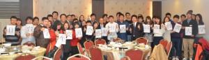 「感謝台湾交流会」にて
