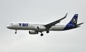 台湾の格安航空(LCC) V-Air