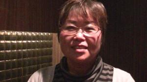 山梨台灣國際交流會事務局長王秀珍說藉由藝文活動做台日交流是好方法