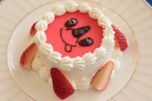 「情熱ケーキ(¥680)」、