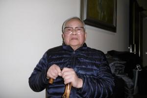 福祿壽會長林丕繼感念羅王阿嬤帶領僑界