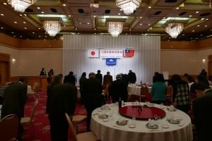 現場為台南市震災罹難者默哀