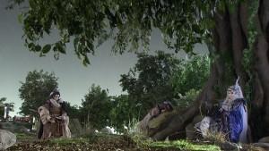 台日合作的布袋戲新作《Thunderbolt Fantasy東離劍遊紀》將於今年夏天在台日兩地同步播放(©Thunderbolt Fantasy Project)