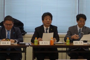 同会議の座長を務めた信州・長野県観光協会誘客促進部の原弘文部長