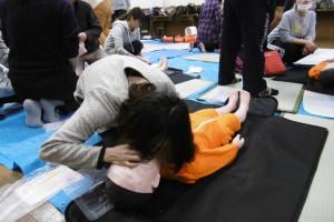 人工呼吸急救訓練