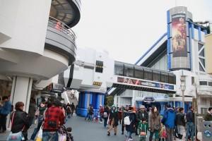「星際旅行:冒險續航」是東京迪士尼招牌遊樂設施之一