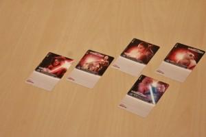 至3月18日止可以購買迪士尼度假區線推出的星戰版票卡