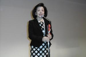 政論家櫻井よしこ讚許台灣選舉過程