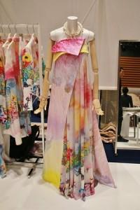 原創的印花布料是品牌「CHENG PAI CHENG」的特色之一