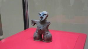 四千年前繩文時代的假面土偶