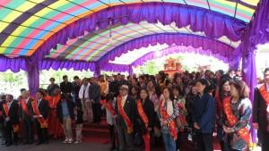 純陽宮法會 數百信眾參加