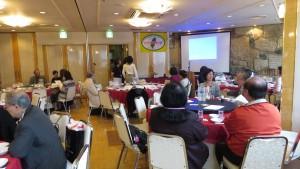 在日台灣婦女會舉辦2016年總會