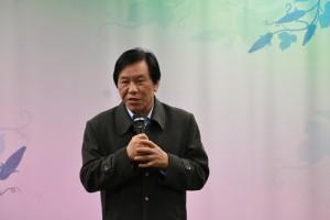 台北當代藝術館館長石瑞仁相信台日藝術家的交流對話會越來越多