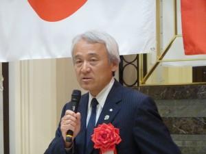 蔵内勇夫・福岡県台湾友好議員連盟顧問