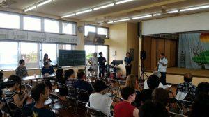 台沖學生聯合舉辦珊瑚島藝術展於6月12日舉辦開幕式