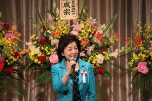 評論家櫻井良子很高興曾任行政院長的謝長廷到日擔任駐日代表