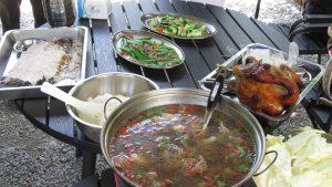 台灣山產料理