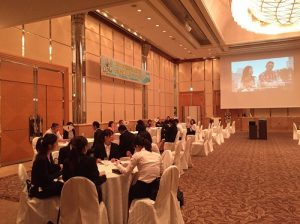 台灣企業人才一對一媒合會於大阪招開