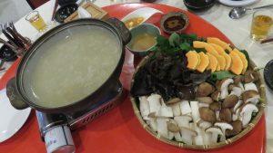 野菜涮涮鍋