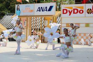 光明國小舞蹈社表演《遊桐花》