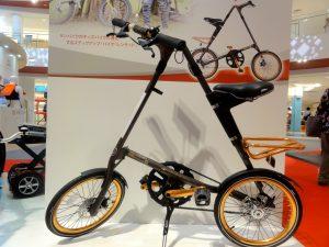 Ming Cycle(永祺車業股份有限公司)の折り畳み式自転車「STRiDA」