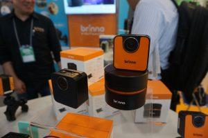 「brinno」のタイムラプス専用カメラTLC120