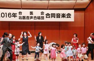 主辦單位特別安排3世代同台表演,展現世代傳承的意義