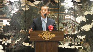 駐日代表謝長廷感謝僑胞對台日外交貢獻