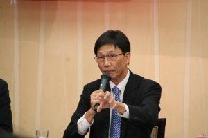僑務委員河道台在會中表示支持中華民國