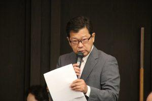 僑領時鎮棣提議以京濱地區僑務座談會發出決議文,向日方表達教科書誤將台灣劃為中國領土一事表示台灣主張