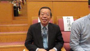 台北駐日經濟文化代表處謝長廷代表到場觀賞演出