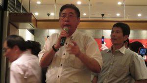 榮光會榮譽會長李維祥呼籲僑民合作 壯大僑界