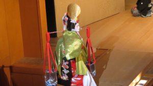 朱文清夫人張懿文日本舞踊演出