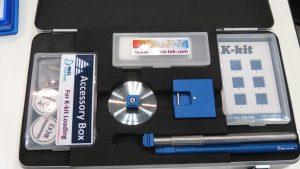 K-kit 專用工具及耗材